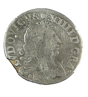 4 Sols (dit Des Traitants) - Louix XIIII  - France  -1576 D - TB  -  Argent - - 987-1789 Könige