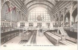 Dépt 75 - PARIS (7è Arr.) - Intérieur De La Nouvelle Gare D'Orléans (Gare D'Orsay) - Trains - ELD N° 115 - Potages MAGGI - Arrondissement: 07