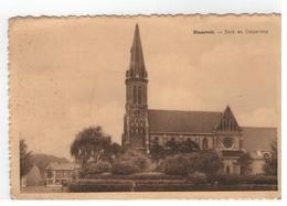 Blaasvelt-Blaesvelt - Kerk En Omgeving - Willebroek