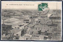LA ROCHE SUR YON - QUARTIER EST - LA VILLE - MAGASIN DE CONFECTION - La Roche Sur Yon