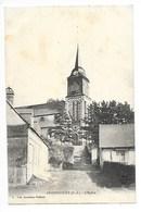 GRANDCOURT  (cpa 76)  L'Eglise  - L 1 - Autres Communes