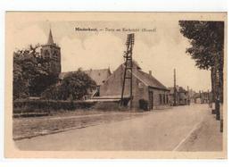 Minderhoutem. - Dorp En Kerkzicht(Noord) - Hoogstraten