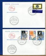 ITALIA - FDC CAVALLINO 2001 -  POSTA PRIORITARIA - - 6. 1946-.. Repubblica