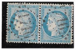 TIMBRES N°60/1 ; 98/99 B2  ; BIEN CENTRÉS ; RARE  TTB - 1871-1875 Cérès