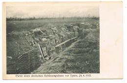 IEPER Duitse Bezetting 14/18 - Ieper