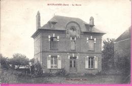 -- 27  --  MOUFLAINES -- LA MAIRIE -- 1927 - Andere Gemeenten