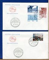ITALIA - FDC CAVALLINO 2001 -  UNIVERSITA' - GIORNATA FILATELIA - 6. 1946-.. Repubblica