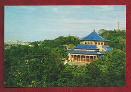 CN.- China. CANTON. PABELLON En MEMORIA DEL Dr. SUN YAT-SEN. - China