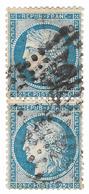 TIMBRES N°60/1 78/88 B2  ; BIEN CENTRÉS ;TTB - 1871-1875 Cérès