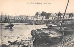 Le Crotoy (80) - Port Du Crotoy à Marée Basse - Le Crotoy