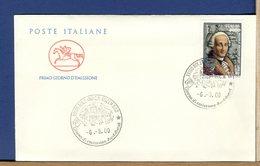 ITALIA - FDC CAVALLINO 2000 -  NICCOLO' PICCINNI - 6. 1946-.. Repubblica