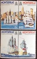 Montserrat 1976 America Bicentenary Ships MNH - Montserrat