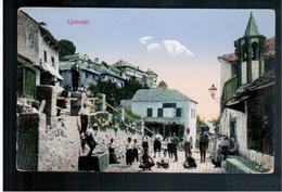 BOSNIA Ljubuski Ca 1915  OLD POSTCARD 2 Scans - Bosnië En Herzegovina