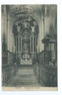 Soiron Intérieur De L'Eglise - Pepinster