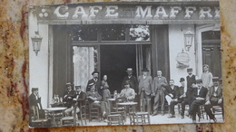 Cafe Maffre - Cartes Postales