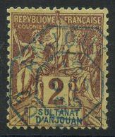Anjouan (1892) N 2 (o) - Anjouan (1892-1912)