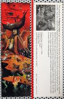 Ancien Et Joli Marque-page éditions D'ART Pomegranate En Californie USA Festival Of Fools De Wolfgang GRÄSSE - Marcapáginas