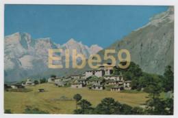 Népal, Monastère De Tengboche, écrite Timbres 1981 - Nepal