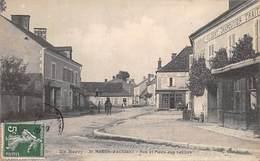 Saint Martin D'Auxigny        18     Rue  Et Place Des Labbes         (voir Scan) - Autres Communes