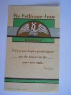 Image Pieuse Santini Pie Pellicane Jesu 1934 Edit Carmel De Rochefort - Images Religieuses