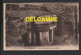 DF / GUERRE 1914 - 18 / L' ARGONNE / ABRIS DU KRONPRINZ RUPRECHT DE BAVIÈRE - Guerra 1914-18