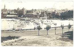 Cpa Uruguay - Montevideo  ( Bord De Mer ) - Uruguay