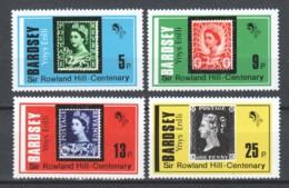 Bardsey MNH STAMP ON STAMP - Stamps On Stamps