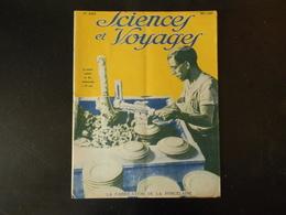 """"""" Sciences Et Voyages """" N° 343, 1926, """" La Fabrication De La Porcelaine """" - 1900 - 1949"""