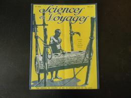 """"""" Sciences Et Voyages """" N° 344, 1926, """" Pour Annoncer Les Nouvelles Au Loin, Les Sauvages Tapent Sur Des Gongs """" - 1900 - 1949"""