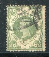 Grossbritanien / 1887 / Mi. 97 O (25185) - 1840-1901 (Victoria)