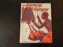""""""" Sciences Et Voyages """" N° 350, 1926, """" Un Forgeron Chez Les Sauvages """" - 1900 - 1949"""