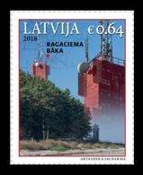 Latvia 2018 Mih. 1058 Ragaciems Lighthouse MNH ** - Lettonie