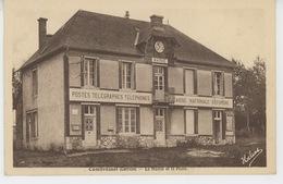 COMBRESSOL - La Mairie Et La Poste - Autres Communes