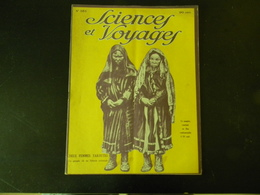""""""" Sciences Et Voyages """" N° 351, 1926, """" Deux Femmes Yakoutes, Ce Peuple Vit En Sibérie Orientale """" - 1900 - 1949"""