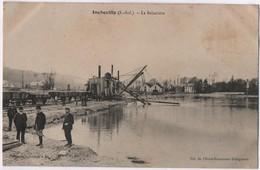 Incheville (S.-Inf.) - La Balastière  (Seine Maritimes) - France