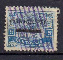 HONDURAS (  POSTE ) : Y&T N°  156  TIMBRE  BIEN  OBLITERE . - Honduras