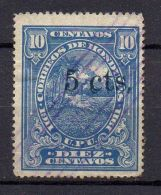 HONDURAS (  POSTE ) : Y&T N°  145  TIMBRE  BIEN  OBLITERE . - Honduras