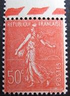 R1692/125 - 1924 - TYPE SEMEUSE - N°199 BdF NEUF** - 1903-60 Sower - Ligned