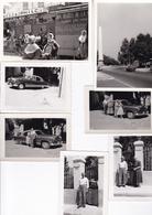 13 / MARSEILLE / MAZARGUES 1952 / 7 PHOTOS ORIGINALES - Südbezirke, Mazargues, Bonneveine, Pointe Rouge, Calanque-Felsen