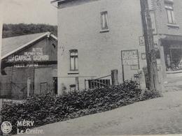 Esneux / Méry, Le Centre (Garage Gaspard) 1942 - Esneux