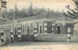 CPA 40 Landes HAGETMAU L'Hôpital C.C. - 2 - Hagetmau