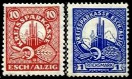 GERMANY, Esch/Alzig, * MLH, F/VF - Allemagne