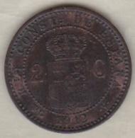 2 Centimos 1912  Etoile '' 12 ''  ALFONSO XIII - [ 1] …-1931 : Royaume