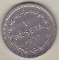 ESPAGNE . GOBIERNO DE EUZKADI . 1 PESETA 1937 - [ 3] 1936-1939 : Guerre Civile
