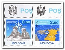 Moldavië 1994, Postfris MNH, Partnership For Peace - Moldavië