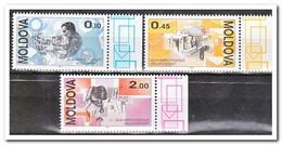 Moldavië 1994, Postfris MNH, Day Of The Stamp - Moldavië