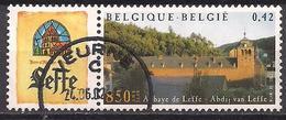 Belgien  (2002)  Mi.Nr.  3123  Gest. / Used  (4aa07) - Used Stamps