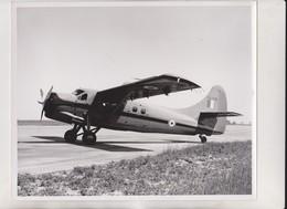 SHACKLETON BASE CAMP  SCOTT BASE PARK DHC 3 OTTER DE HAVILLAND AIRCRAFT OF CANADA +-  25 * 20 CM - Luftfahrt