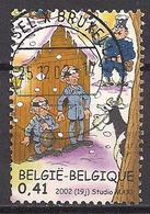Belgien  (2002)  Mi.Nr.  3160  Gest. / Used  (4aa10) - Used Stamps