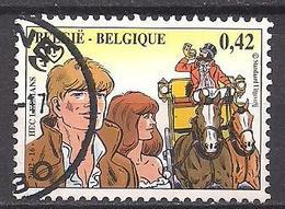 Belgien  (2002)  Mi.Nr.  3145  Gest. / Used  (4aa13) - Used Stamps